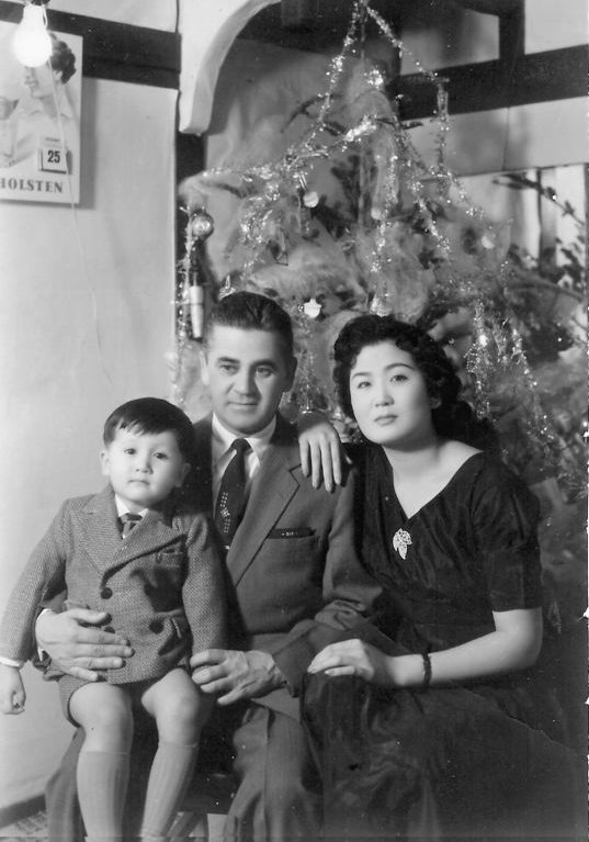 Korean War Educator Topics Amerasian Japanese